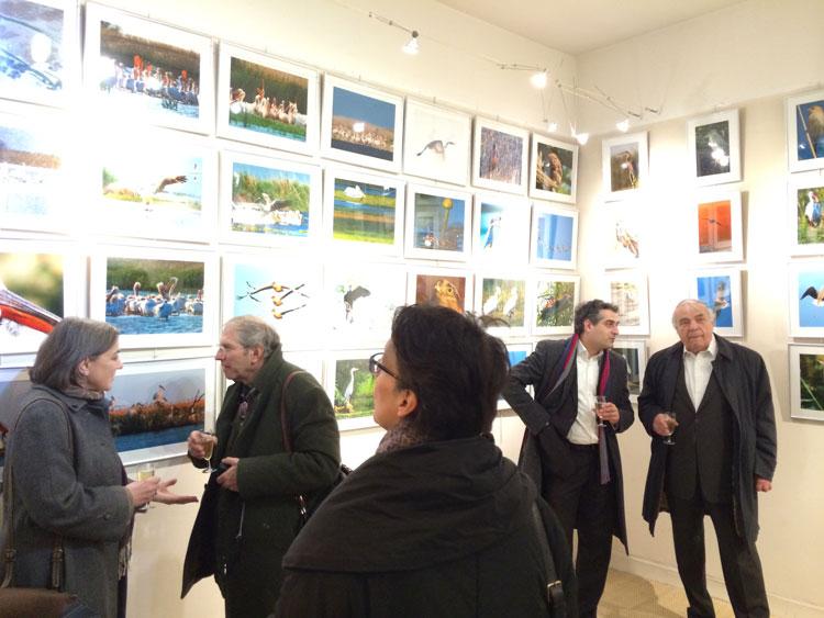 """""""Comorile Deltei Dunării"""" în expoziţie fotografică la Paris"""