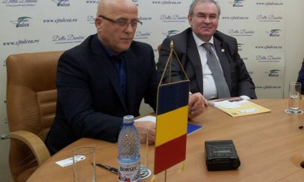 Ambasadorul Turciei, în vizită oficială la Consiliul Judeţean Tulcea