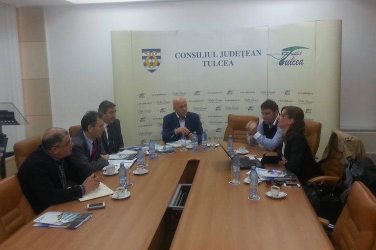 Autorităţile tulcene şi Blue Air, discuţii pentru un parteneriat