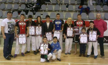 Campionatul Naţional de MMA, Adrian Balcă parcurs de excepție