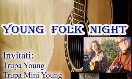 Concert de muzică folk la Casa Avramide