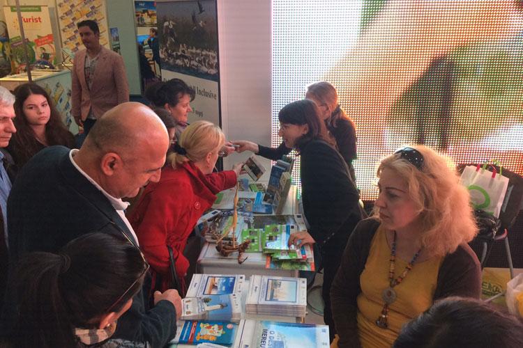 Destinaţii promovate la Târgul de Turism al României