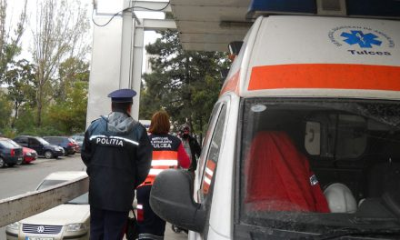 Scandal mare pe strada Babadag
