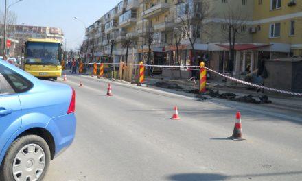 Artere din municipiu vor fi asfaltate integral în acest an