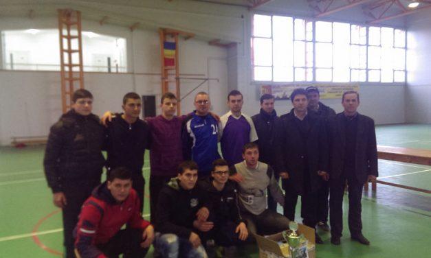Echipa Megastarii Enisala a luat Cupa Razelm
