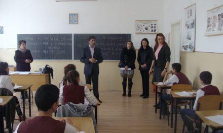 Elevi rromi, calificaţi la fazele naţionale