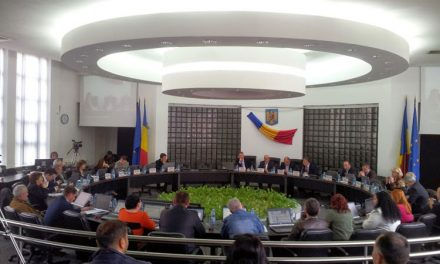 Finanţarea activităţilor sportive, mărul discordiei în plenul Consiliului Judeţean