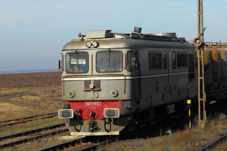 Glasul roţilor de tren ar putea amuţi la Tulcea