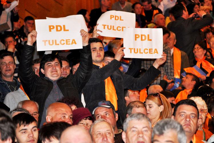 Lansarea candidaţilor PDL