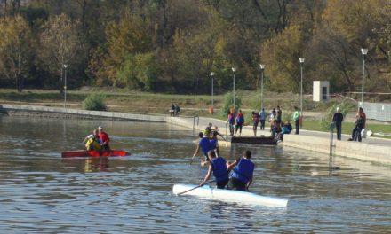 Lotul naţional de kaiac-canoe de la CSM Tulcea, convocat la Snagov