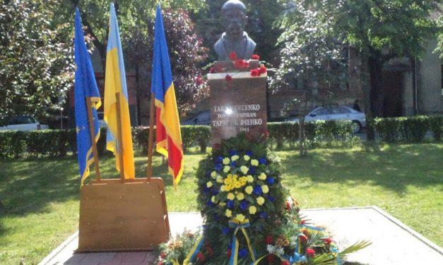 Manifestări organizate cu ocazia împlinirii a 200 de ani de la naşterea poetului Taras Şevcenko