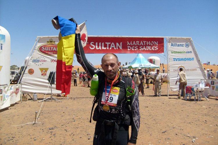 Maratonistul Paul Dicu se alătură echipei Danube Delta Rally
