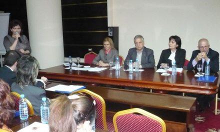 Seminar pe politică socială la Tulcea