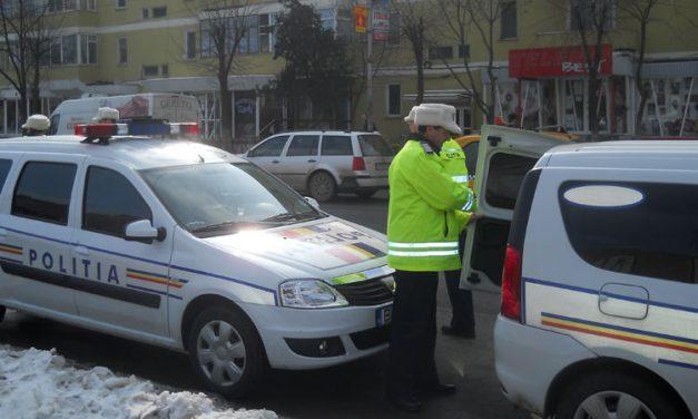 Parcul auto al IPJ Tulcea acoperă 90 de procente din necesarul de maşini