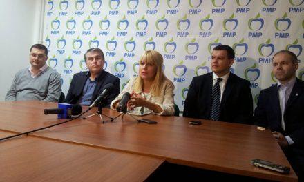 Organizaţia tulceană a Partidului Mișcarea Populară lansată oficial de Eugen Tomac şi Elena Udrea