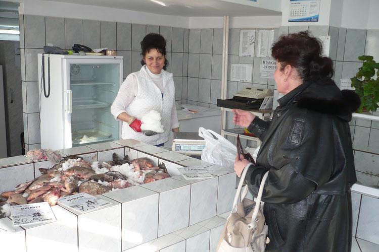 Scrumbie de lux la malul Dunării