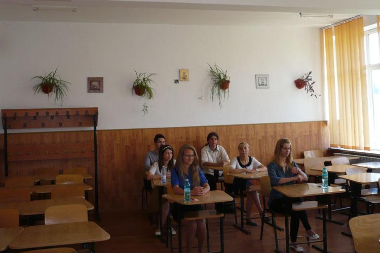Cursurile suspendate în școli pentru că se simulează Bacalaureatul