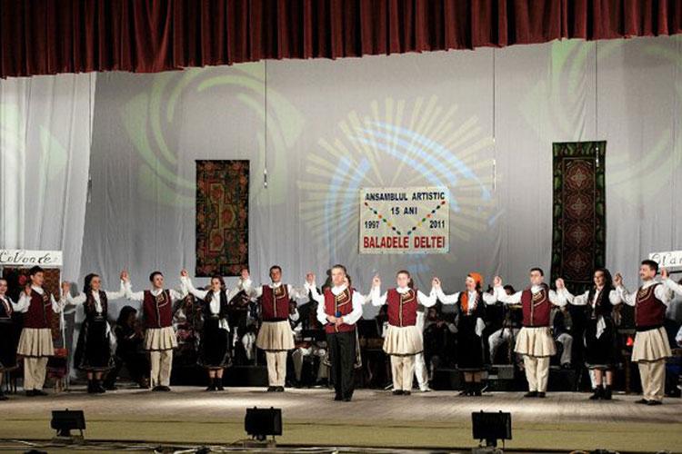 Seară folclorică armânească