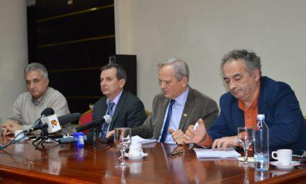 Stolojan, Marinescu şi Ungureanu campanie pentru europarlamentare la Tulcea