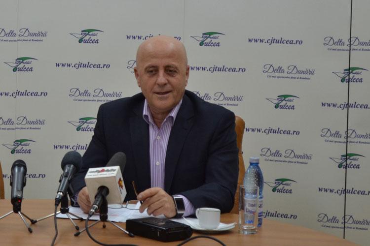 Preşedintele Teodorescu merge în audienţă la Şova pentru a repune judeţul pe harta priorităţilor Guvernului
