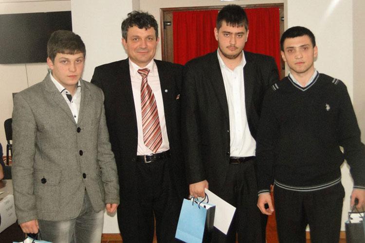 Concurs organizat liberalii tulceni