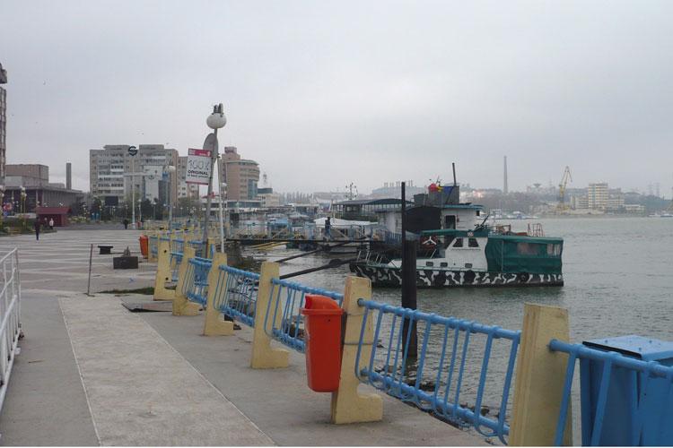 Transferarea Portului Tulcea în administrare locală
