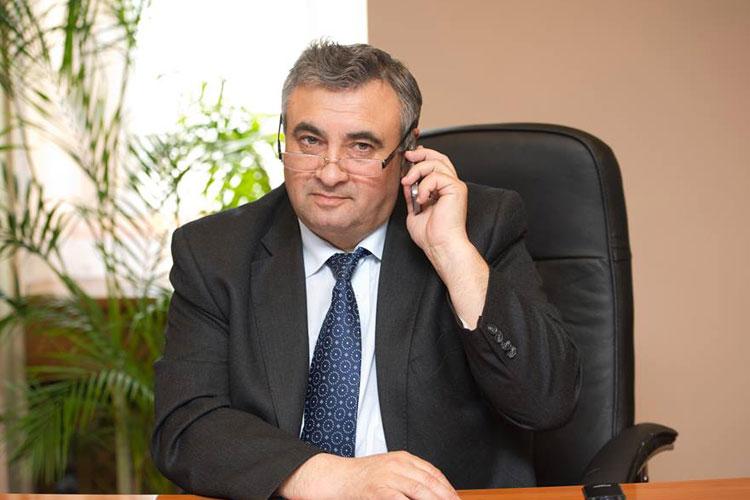 Ion Vărgău este noul secretar general al Senatului