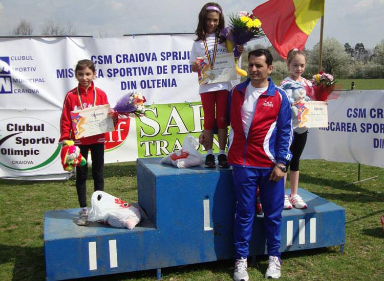 Finala de Cros a Campionatului Naţional pentru Junori şi Copii
