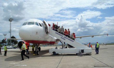 Aeroportul de la Tulcea, pe cale să-l surclaseze pe cel de la Constanţa