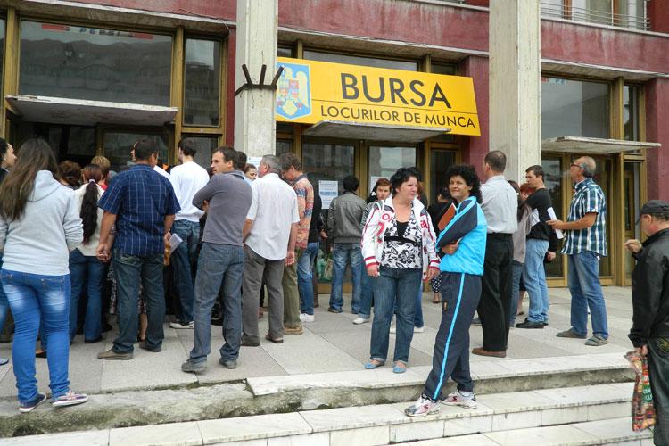 Angajaţii AJOFM bat la uşa agenţilor economici în căutare de locuri de muncă