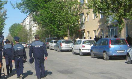 Aproape 500 de poliţişti vor păzi Paştele în acest an