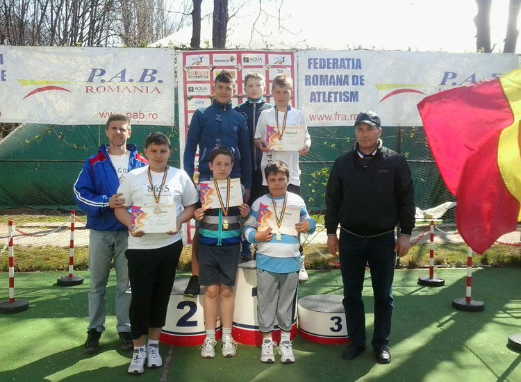 Campionatul Naţional de Aruncări Lungi