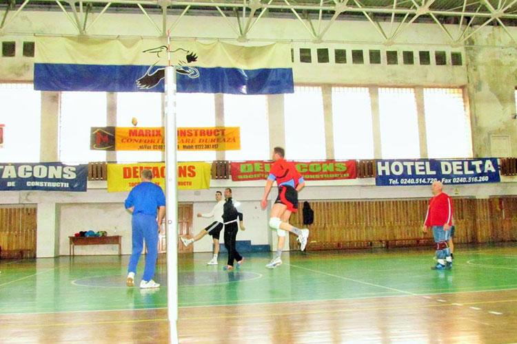 Volei Delta Tulcea, antrenamente înaintea Turneului Internaţional de la Piatra Neamț