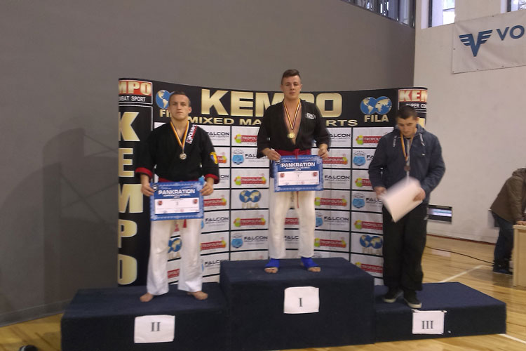 Doi tulceni, campioni naţionali la Kempo