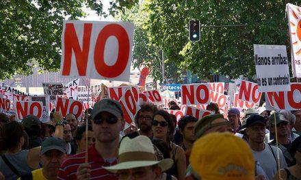 Euro-Manifestaţie la Tulcea