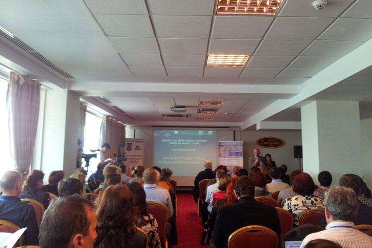 Forum internaţional pentru ocuparea forţei de muncă, la Tulcea