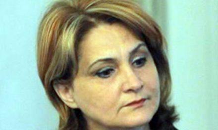 Georgeta Gavrilă, retrasă de Guvern din postul de prefect al Capitalei