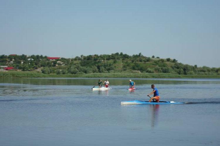 Kaiaciştii, test final pe Lacul Somova înainte de naţionale