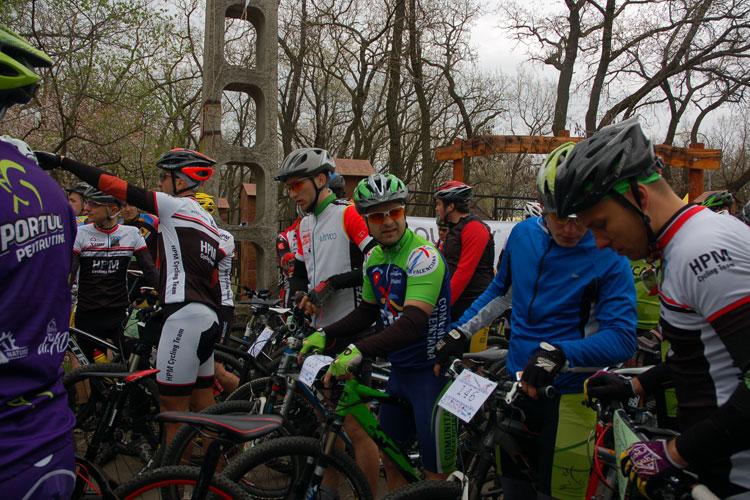 Montain Biking: Tulceanul Ciprian Comişan, locul II la Gârboavele XC