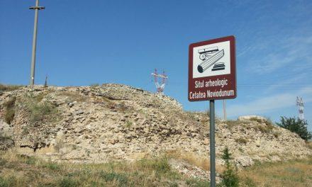 Vor să înfiinţeze Muzeul Cetăţii Noviodunum, pe bani norvegieni