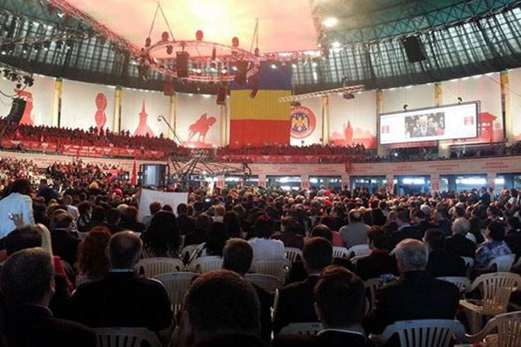 Partidul Social Democrat şi-a amorsat maşinăria de campanie