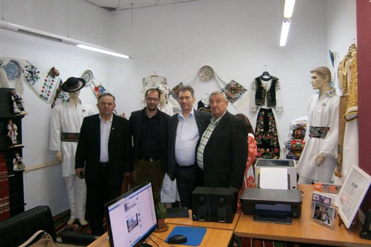 Primari tulceni, în vizită de lucru în Spania