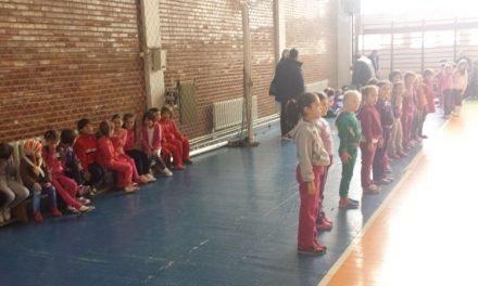 Selecţie pentru viitorul gimnasticii naţionale