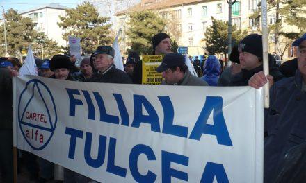 Sindicalişti tulceni de la Cartel Alfa vor picheta Ambasada SUA