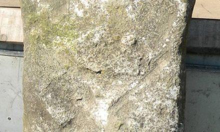 Statuie din calcar datând din Epoca Bronzului, descoperită la Peceneaga