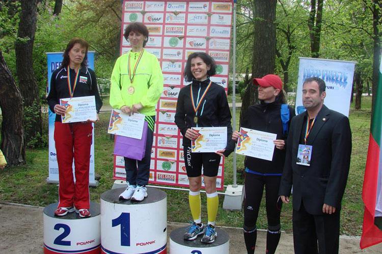 Tulceanca Nicoleta Ciortan, locul I în clasamentul general la Campionatul Balcanic de Cros