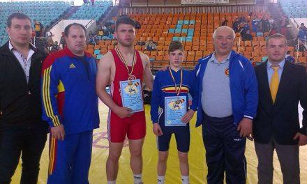 Tulceanul Călin Gabriel, campion naţional