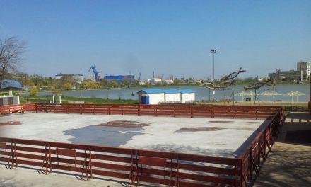 Veste proastă pentru practicanţii sporturilor extreme: patinoarul nu se mai transformă în skatepark