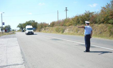 Zile liniştite pentru poliţişti: numărul de accidente rutiere, acelaşi ca anul trecut