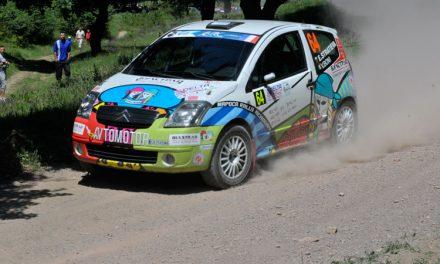Au început să se tureze motoarele pentru Danube Delta Rally 2014
